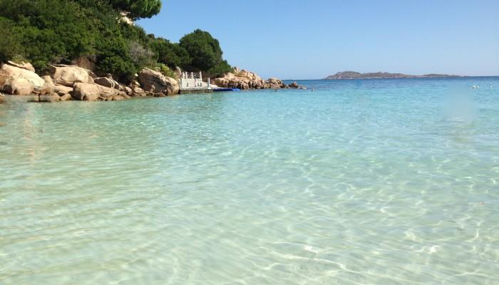 spiaggia di capriccioli, costa smeralda